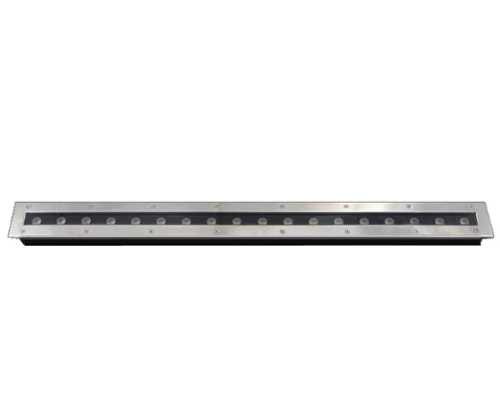 Linear led inground light